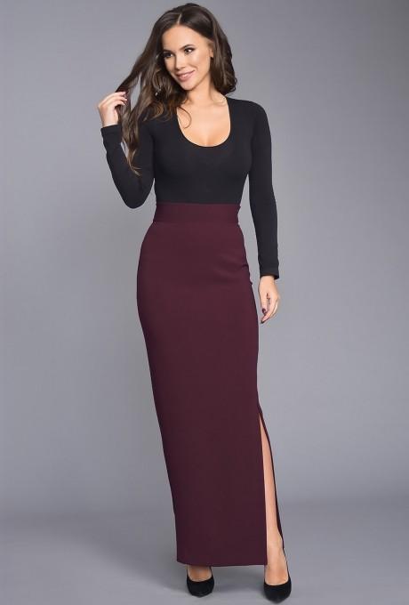Teffi Style 1287 пурпурно-черный