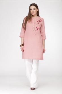 MALI 424 пепельно-розовый