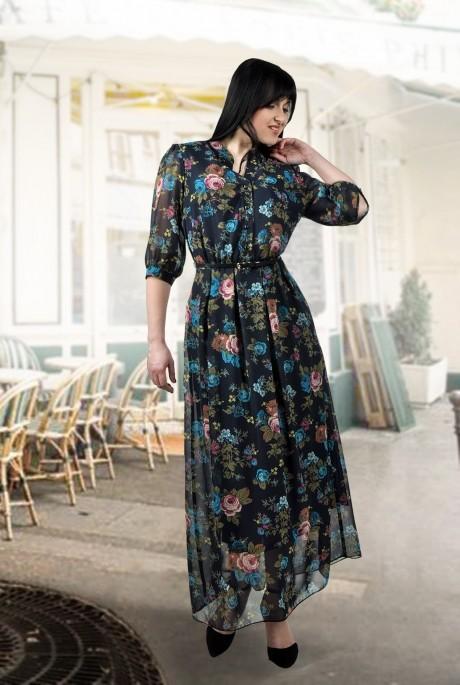 Длинные платья, платья в пол МиА-Мода 881 -4