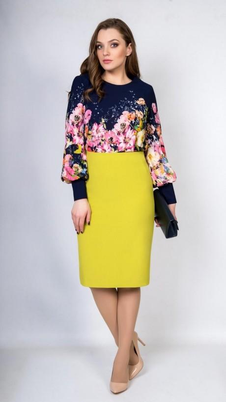 Блузки и туники TricoTex Style 05-18