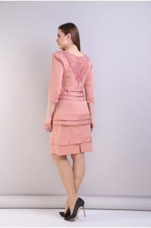 Повседневные платья Анастасия Мак 094 пудровый фото 2