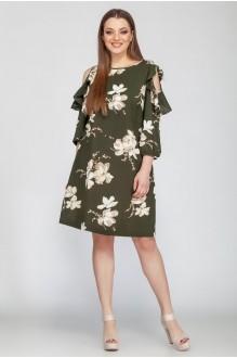 Fashion Lux 1203 цветочный принт