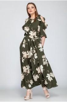 Fashion Lux 1199 цветочный принт