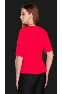 Блузки и туники DiLiaFashion 0104 красный фото 2