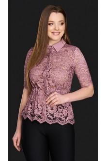 Блузки и туники DiLiaFashion 0106 розовый фото 1