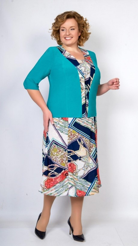 Повседневные платья TricoTex Style 04-18б