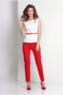 EOLA 1466 белый/красный