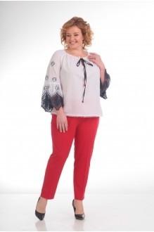 Прити 695 с красными брюками
