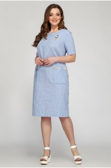Fashion Lux 1209 голубой
