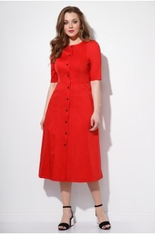 Anna Majewska 1101 красный без пояса