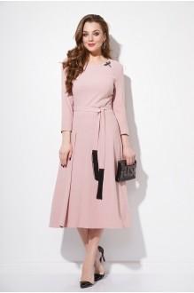 Повседневные платья Anna Majewska 1058 розовый фото 1
