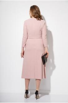 Повседневные платья Anna Majewska 1058 розовый фото 2