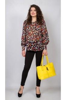 TricoTex Style 01-18 блуза горох