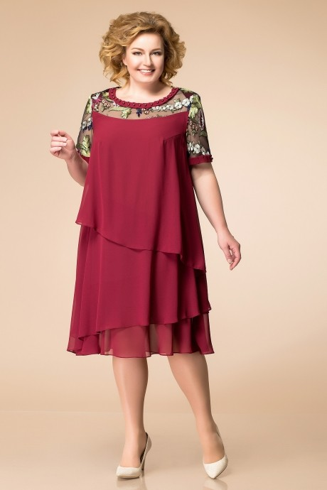 Romanovich Style 1-1498 светло-бордовый