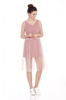 PiRS 384 розовое с розовой сеткой