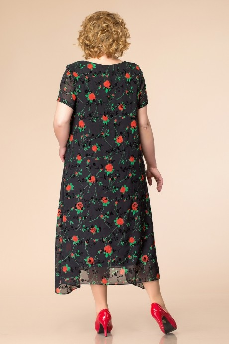 Romanovich Style 1-1332 красные розы