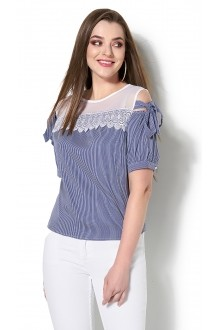 Блузки и туники DiLiaFashion 0118 -3 фото 2
