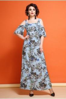 Длинные платья, платья в пол Jerusi 1861-1 фото 2