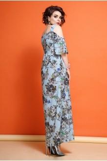 Длинные платья, платья в пол Jerusi 1861-1 фото 3