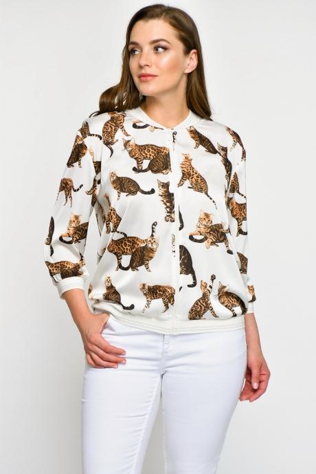 Джемпера (кофты) Prestige 3396 коты