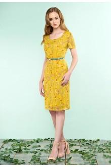 Bazalini 3220  желтый в цветы