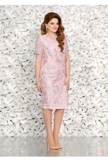 Вечерние платья Mira Fashion 4452 розовый фото 1