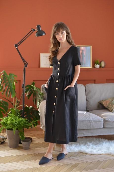 Повседневные платья PUR PUR 01-602 черный