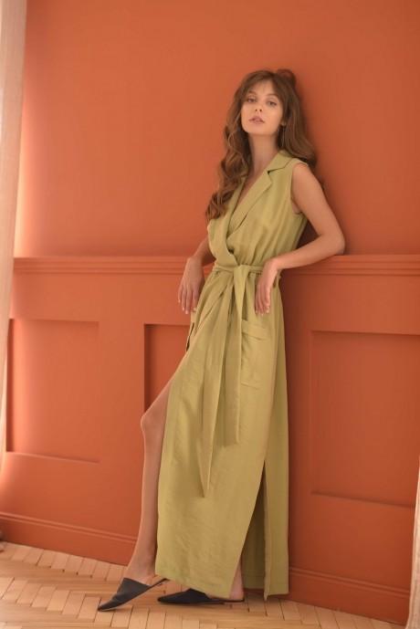 Длинные платья, платья в пол PUR PUR 01-606