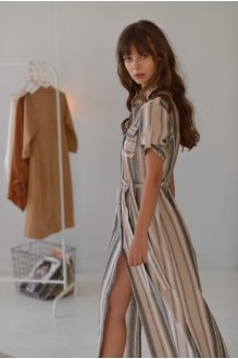 Длинные платья, платья в пол PUR PUR 01-607 фото 3