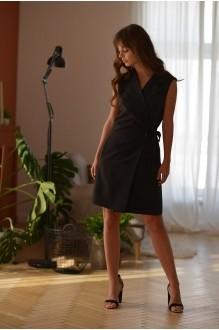 Деловые платья PUR PUR 01-604 черный фото 2