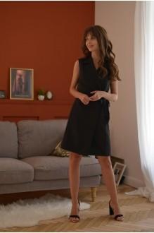 Деловые платья PUR PUR 01-604 черный фото 3