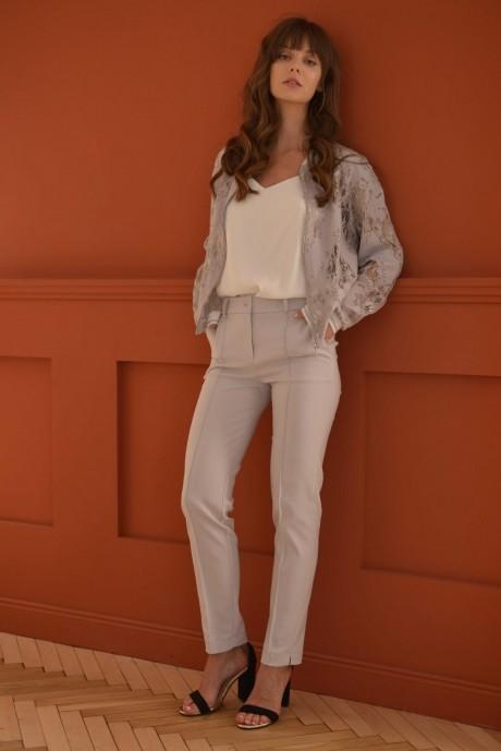 Брючные костюмы /комплекты PUR PUR 01-599 серый