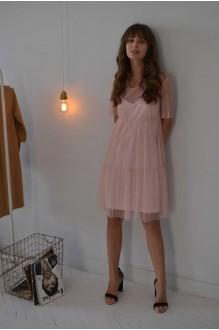 Платья на выпускной PUR PUR 01-548 пепельная роза фото 1