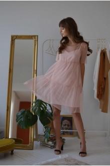 Платья на выпускной PUR PUR 01-548 пепельная роза фото 2