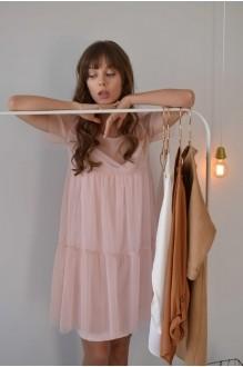 Платья на выпускной PUR PUR 01-548 пепельная роза фото 3