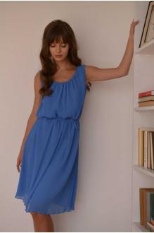 Летние платья PUR PUR 01-568 голубой фото 3