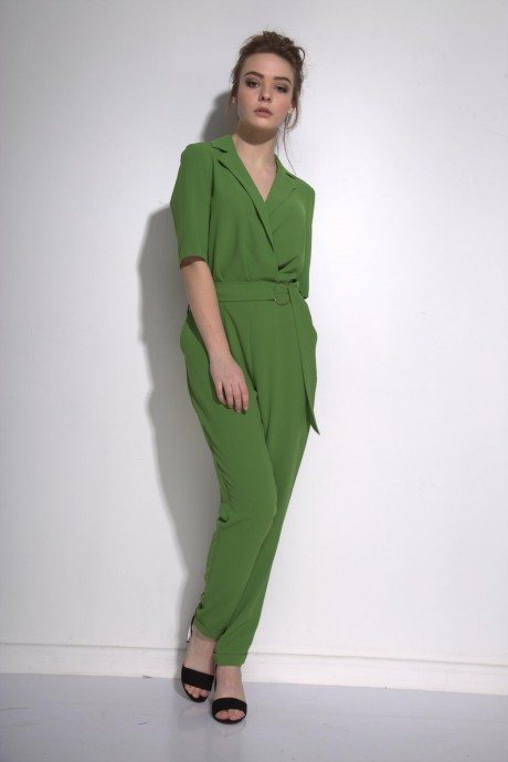Комбинезоны PUR PUR 01-561 зеленый