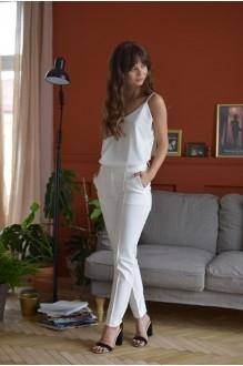 Брючные костюмы /комплекты PUR PUR 01-599 белый фото 4