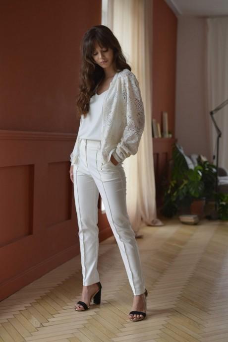 Брючные костюмы /комплекты PUR PUR 01-599 белый