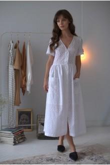 Повседневные платья PUR PUR 01-602 белый фото 1