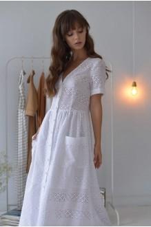 Повседневные платья PUR PUR 01-602 белый фото 2