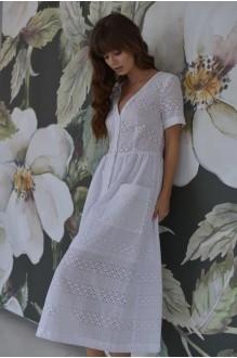 Повседневные платья PUR PUR 01-602 белый фото 4