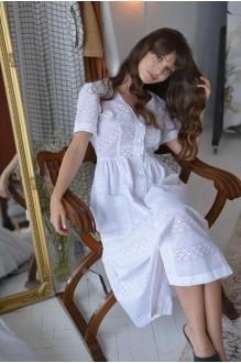 Повседневные платья PUR PUR 01-602 белый фото 5