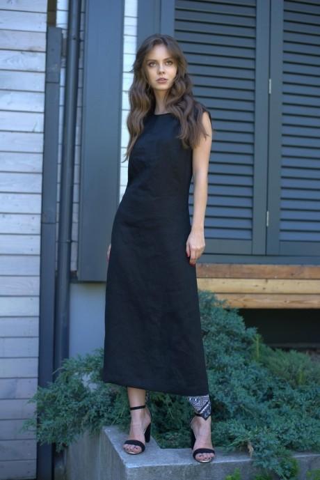 Длинные платья, платья в пол PUR PUR 01-616