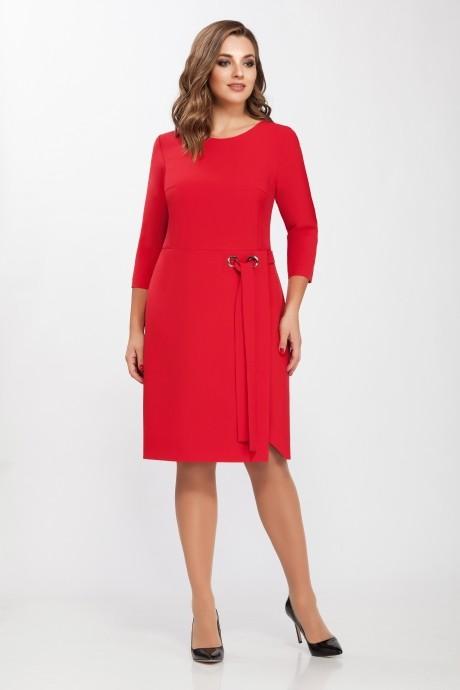 Повседневные платья Beautiful&Free 1320 красный