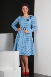 Мода-Юрс 2418 голубой