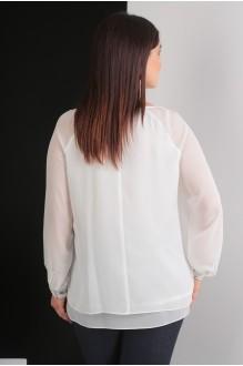 Блузки и туники Мода-Юрс 2359 молочный фото 5