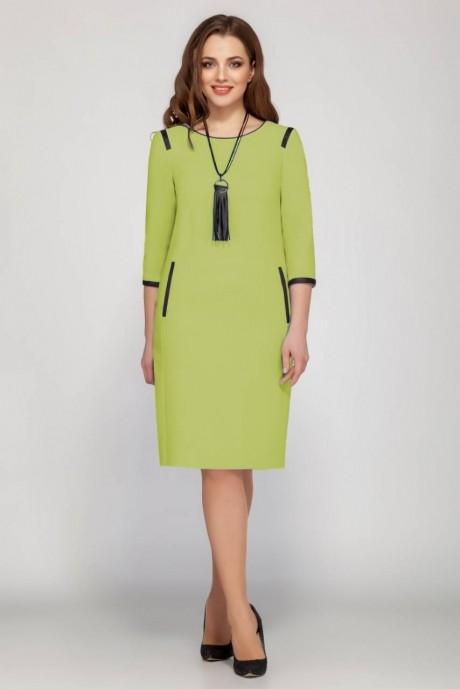 Повседневные платья Beautiful&Free 1402 лайм