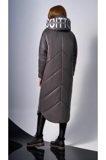 Пальто DiLiaFashion 0127 -1 капучино фото 4