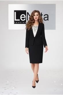LeNata 31871 чёрный со стразами